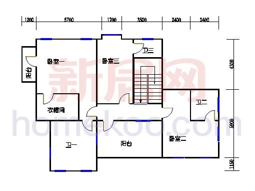 U2s单元二层
