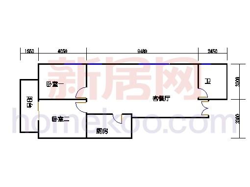 东塔L(7-17层)单元