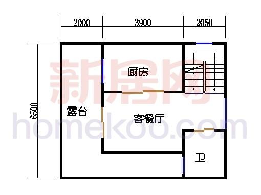 C-3排屋夹层