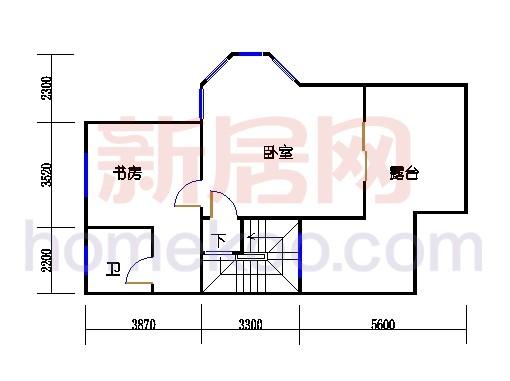 C-4排屋三层