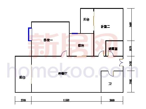 7#楼3-25层03单元