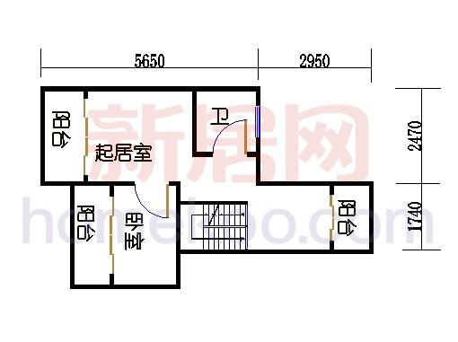 A33右单元二层