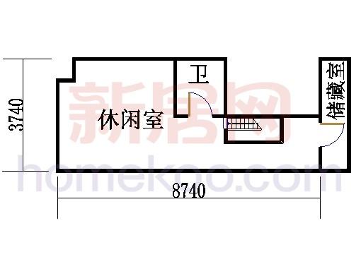 A2单元地下室
