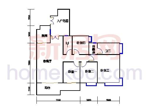 C10栋5-16层02单元