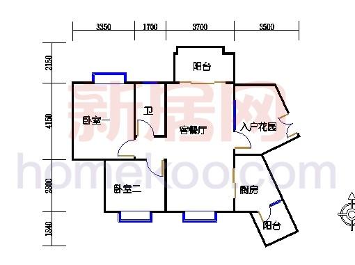 C12栋3层03单元