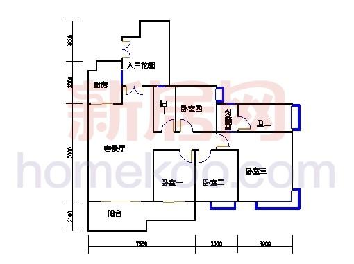 C12栋5-16层01单元
