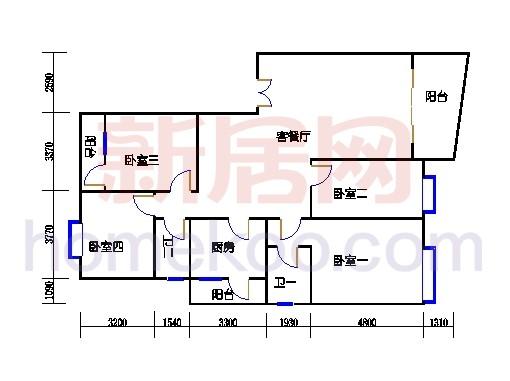 第21、24、25、28楼二、三层01单元