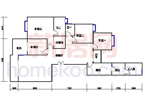 C栋9-34层02单元