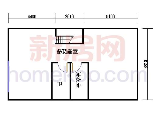 A单元地下室