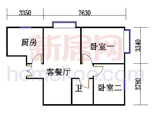 A反单元6-18层