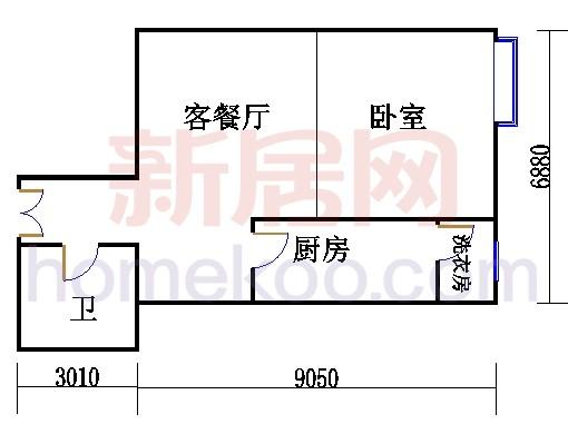 B反单元3-18层
