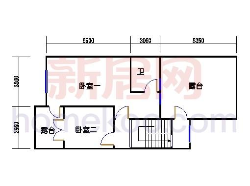 B6反单元三层