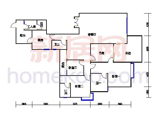 峰景轩2-42层02单元
