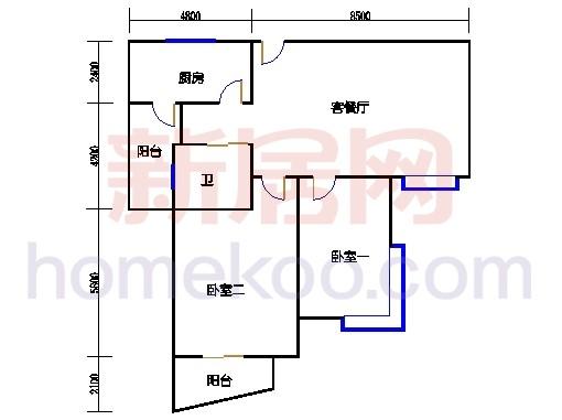 5-25层02室