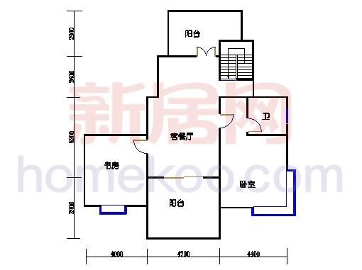 5号楼复式(上)