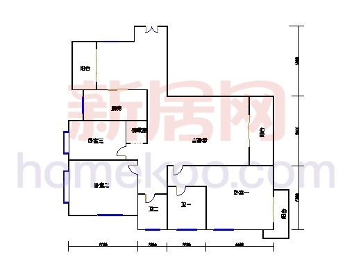 108栋4-7-10-13-16层01单元