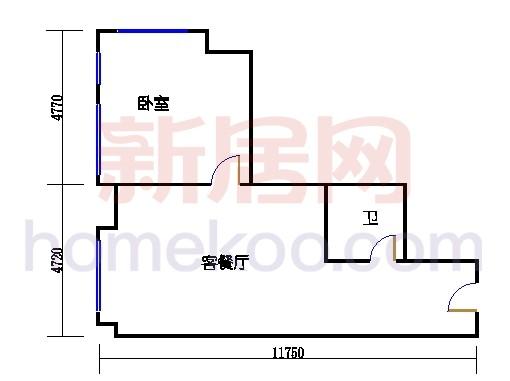 B栋四层02单元