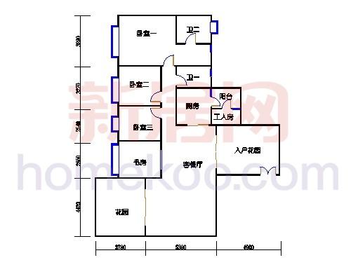 星怡居C栋4-16层(双数层)02单元