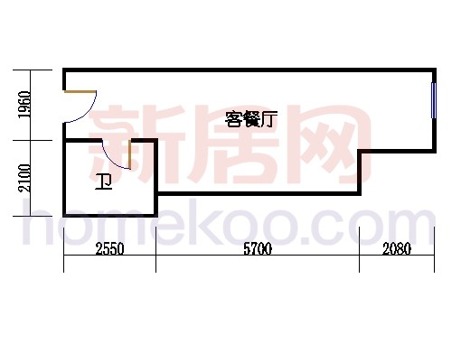 7-12、15层B-06单元