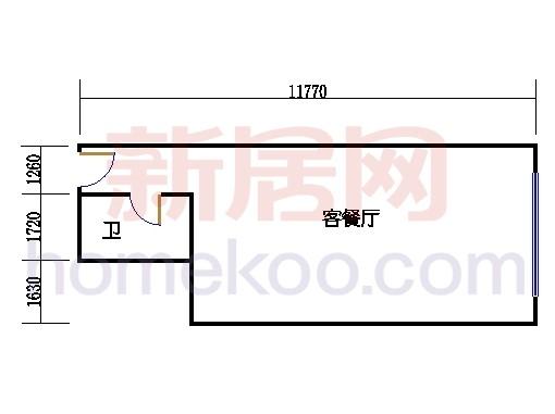 7-12、15层B-08单元