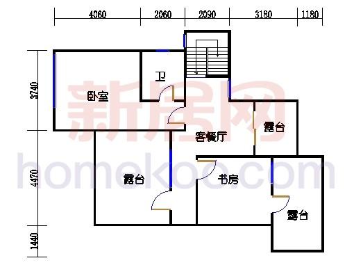 3C-D单元二层