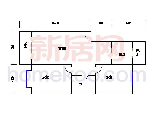 20、21号楼E单元(三期)