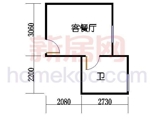 1、26号楼B单元(三期)