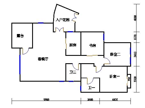 三层B3单元