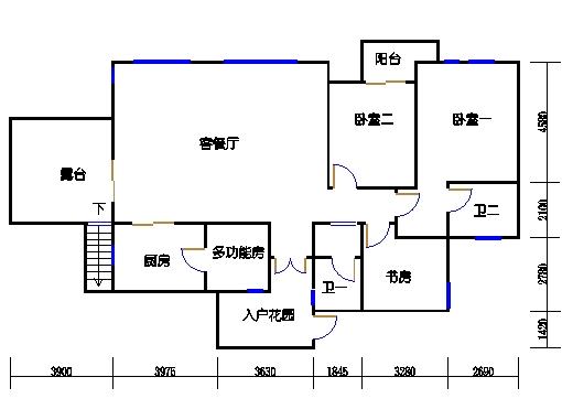 C2-1单元上层