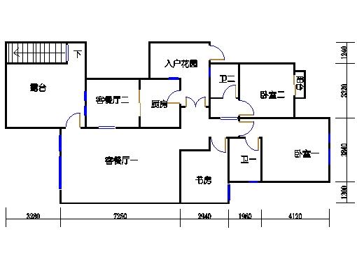 C2-2单元上层
