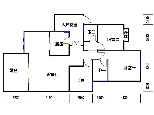 四层C4-2单元