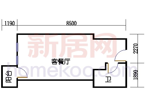 D座-W5单元