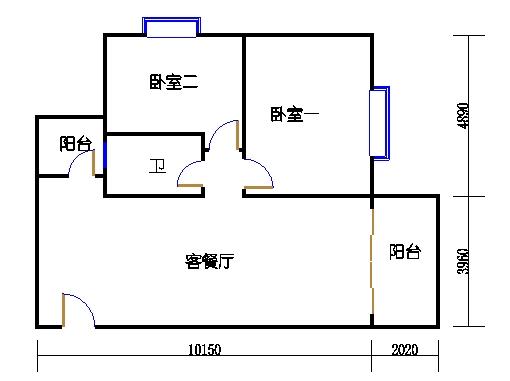 1座3梯3-5层301-501
