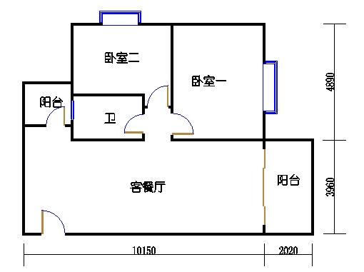 1座6梯3-5层301-501