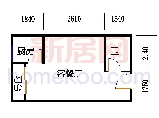 1号楼B单元1.2.3.4.13.14号房