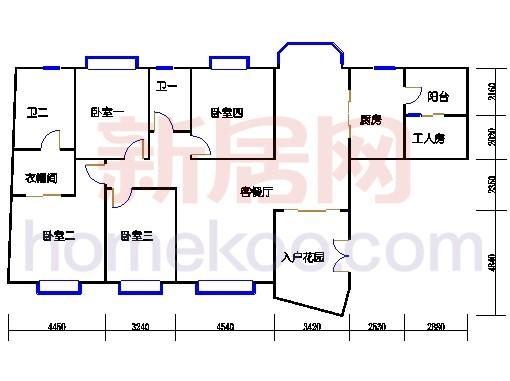M、K、L栋M03、L01单元