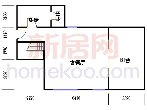 第二座底层复式二十九楼05单元