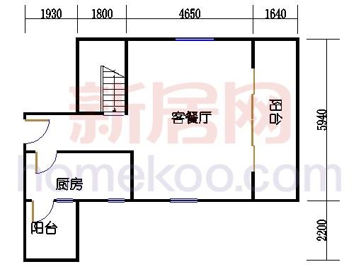 第一座底层复式二十八楼02单元