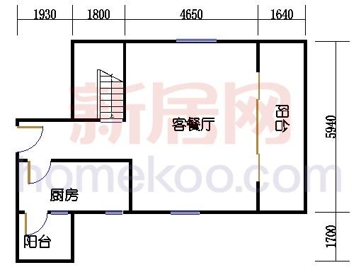 第一座底层复式二十八楼06单元