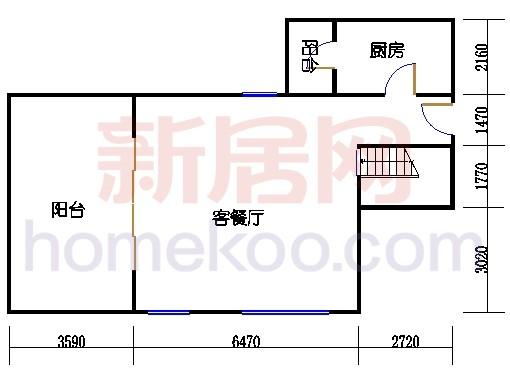 第一座底层复式二十八楼08单元