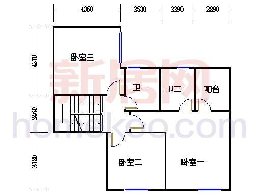 第一座高层复式二十九楼05单元