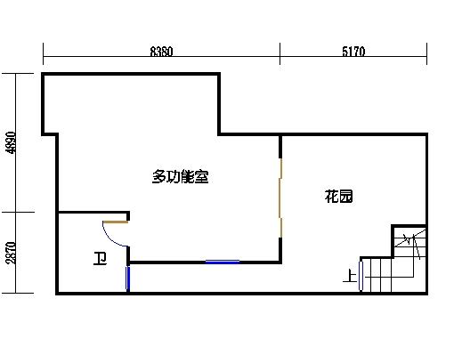 A1单元地下室
