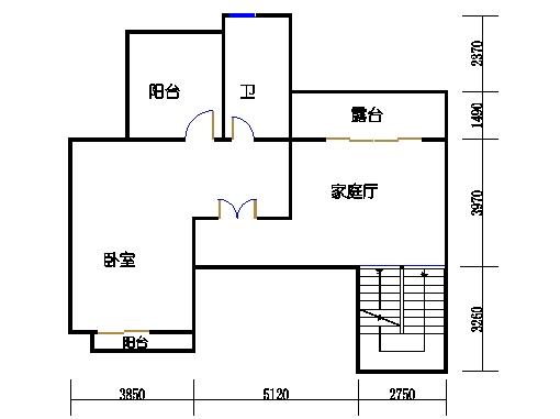 B4单元二层