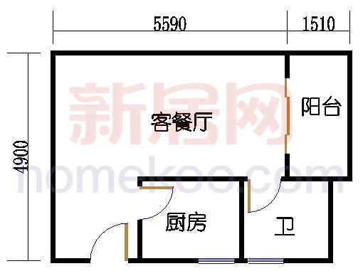 C2栋6.8.10.12层01单元