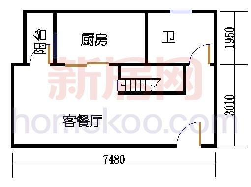 C1栋7.9.11.层08单元