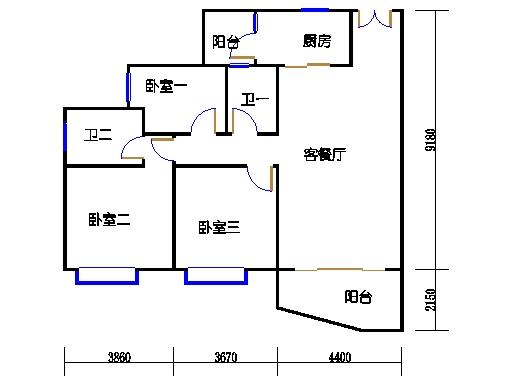 C1栋04-18.22-2b双数层02单元