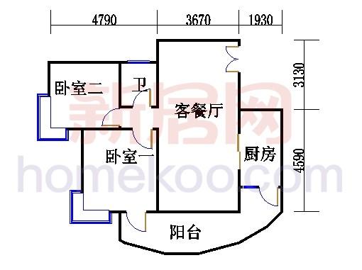C1栋04-18.22-2b双数层03单元