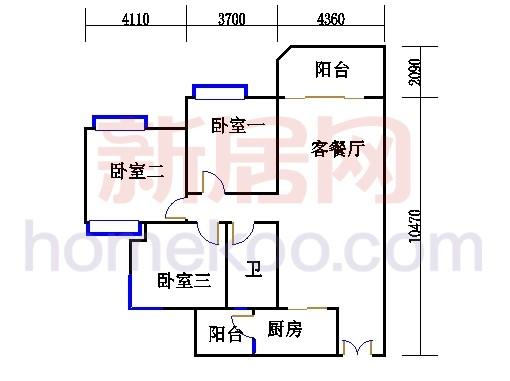 C1栋04-18.22-2b双数层04单元