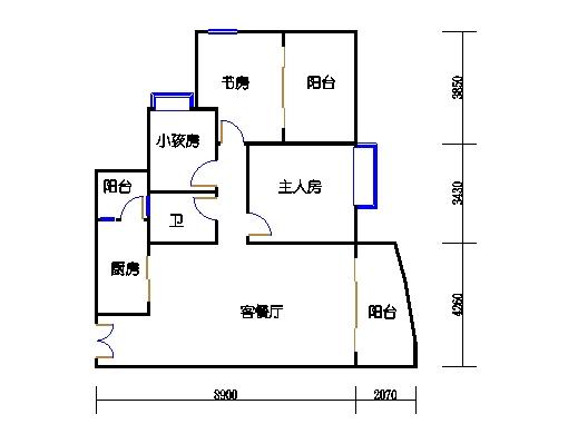 C1栋19层01单元