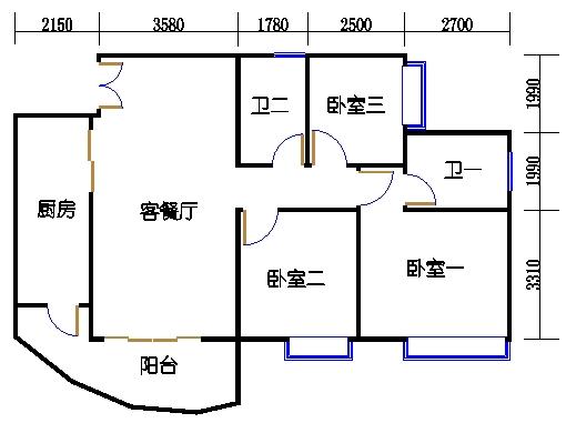 C2栋04-18.22-2b双数层06单元